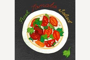 Tomato Salad Image