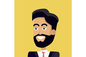 Young Businessman Avatar