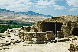 Uplistsihe cave city