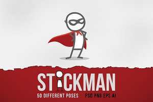 STICKMAN + Bonus