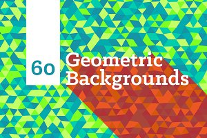 60 Triangle Backgrounds