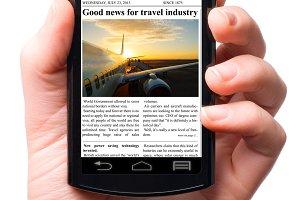 mobile news