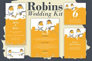 Robins Wedding Kit