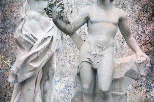 Bacchus and Vulcanus