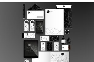 polygonal business set