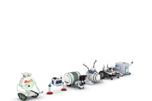 Funny Robots Pack 1