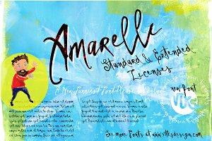 Amarelli Font