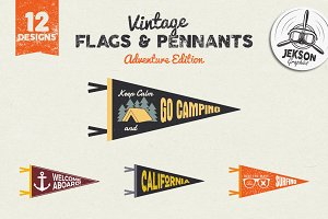 Adventure Pennants | Part 1