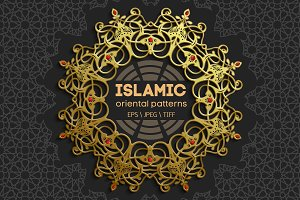 17 ISLAMIC ORIENTAL PATTERNS