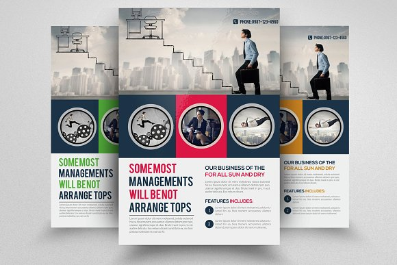 Business Empowerment Company Flyer