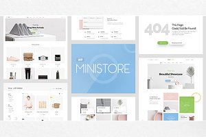 WordPress eCommerce Themes: Opal Wordpress Theme - Ministore - WooCommerce theme