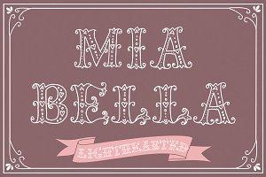 Mia Bella (Lighthearted) Font