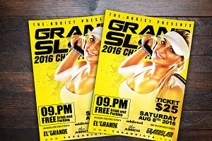 Grand Slam Tennis Championships 2016