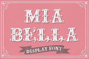Mia Bella Font
