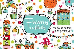 Town fun bunnies.