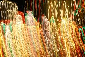 Abstract Neon Light 4
