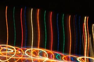 Abstract Neon Light 9