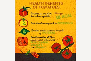 Tomato Benefits Image