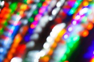 Abstract Neon Light 15