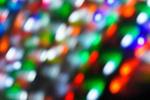 Abstract Neon Light 14