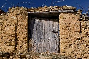 La puerta del corral