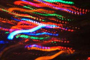 Abstract Neon Light 12