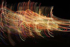 Abstract Neon Light 11