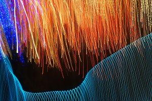 Abstract Neon Light 19