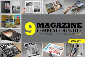 Mega Bundle Magazine Collection