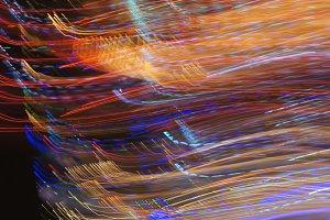 Abstract Neon Light 21