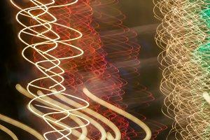 Abstract Neon Light 29