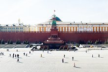 Red Square, Moscow Kremlin