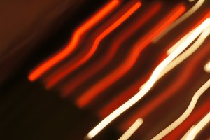 Abstract Red Light 5