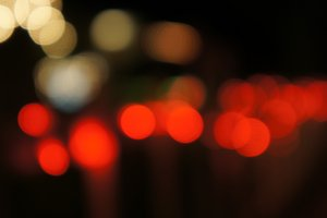 Abstract Red Light 2