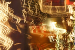 Abstract Red Light 13