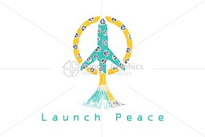 Launch Peace - Illustrative
