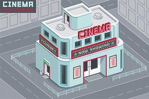 Cinema building
