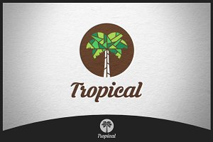 Tropical Logo