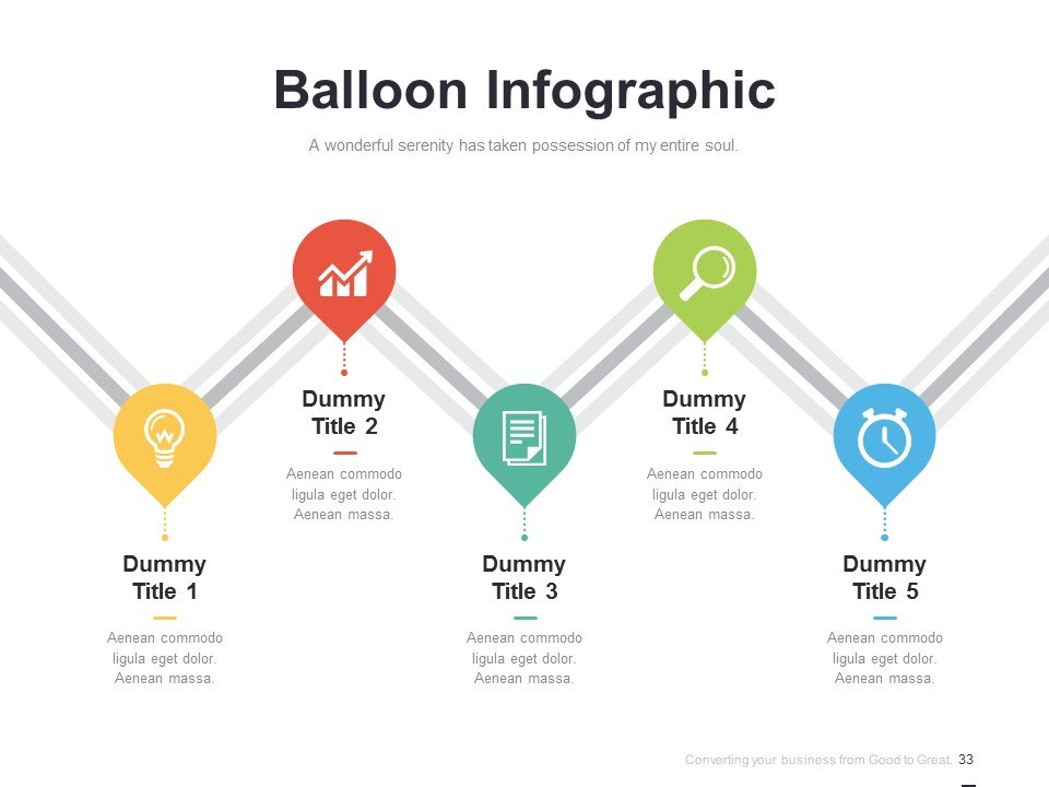 PPT, AI) Infographic Diagram 032 ~ Presentation Templates ~ Creative ...