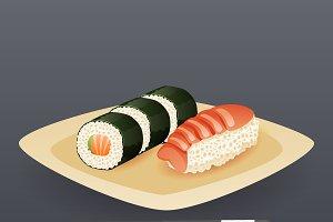 Realistic Sushi