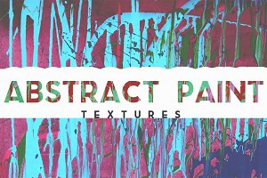 Abstract Paint Textures