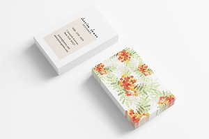 Nature Creative Business Card