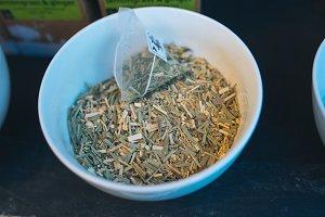 Lemongrass and Ginger Tea Ingredient