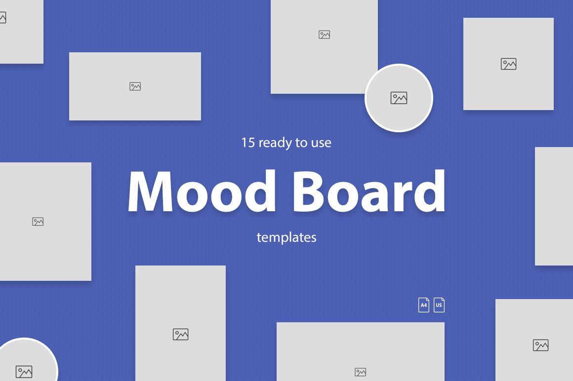 Mood Board Templates ~ Presentation Templates ~ Creative Market
