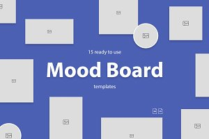 Mood Board Templates