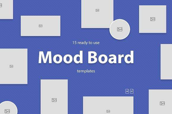 30 off mood board templates presentation templates creative market