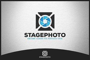 Stagephoto Logo