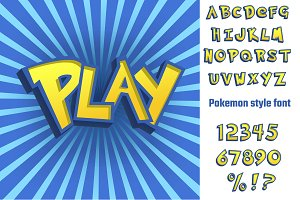 Game Alphabet