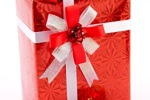 greetings with gift