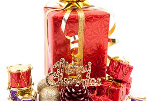 gift with greetings